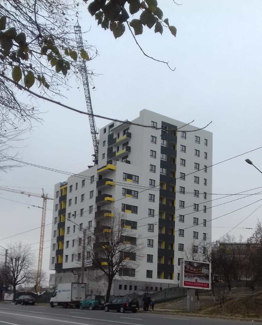 Fusion-Towers Iasi