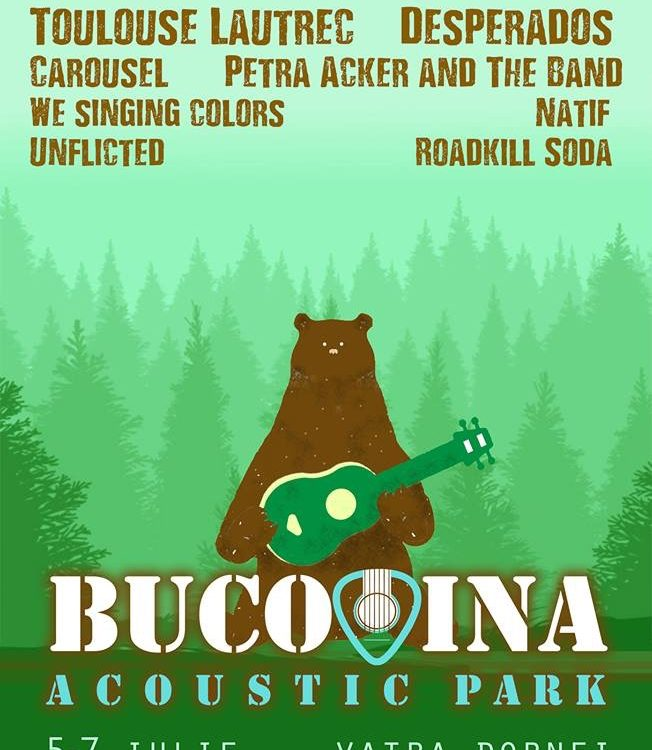 Bucovina Acoustic Park 2019 Vatra Dornei