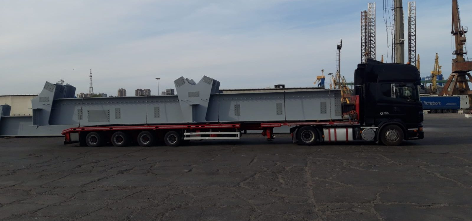 ORIENT - Soluţii complete pentru transport agabaritic intern și internațional