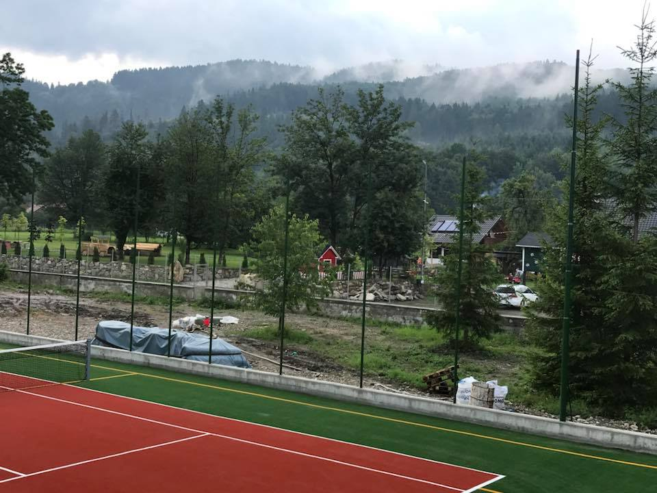 teren de sport Bucovina